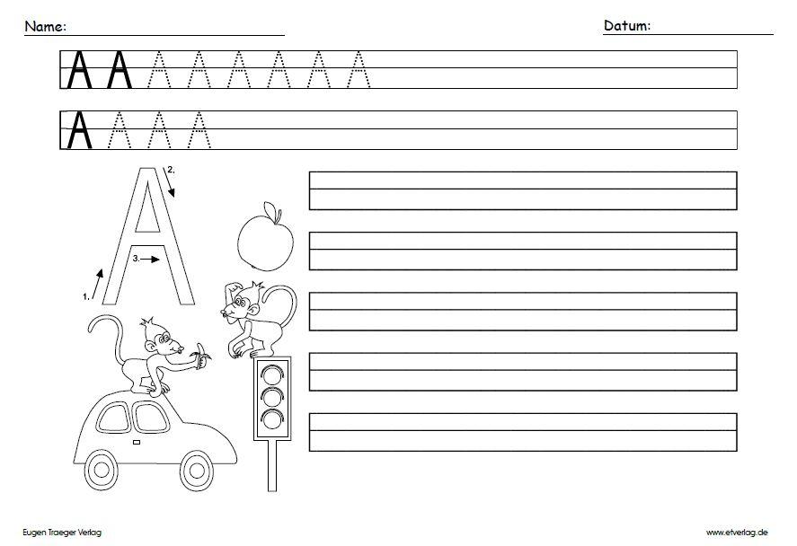 Wunderbar Arbeitsblätter Für Ukg Kinder Kind Rechtschreibung Wörter ...